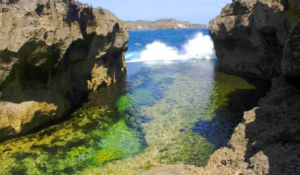 Currently I oftentimes larn questions from readers of the site Beaches in Bali; The beach of Nusa Penida