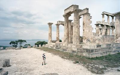 Εικαστική «Περιήγηση στην τελειότητα» του αρχαίου ελληνικού πολιτισμού