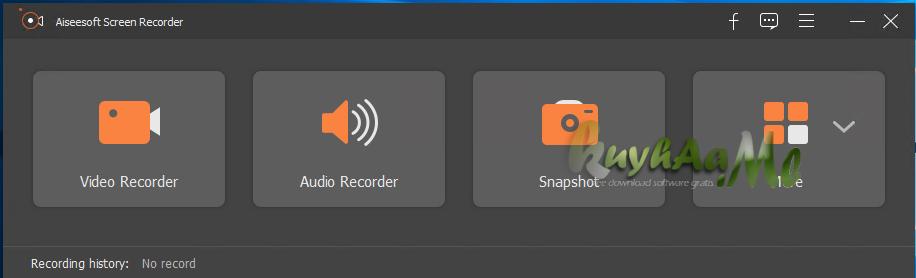 Aiseesoft Screen Recorder kuyhaa