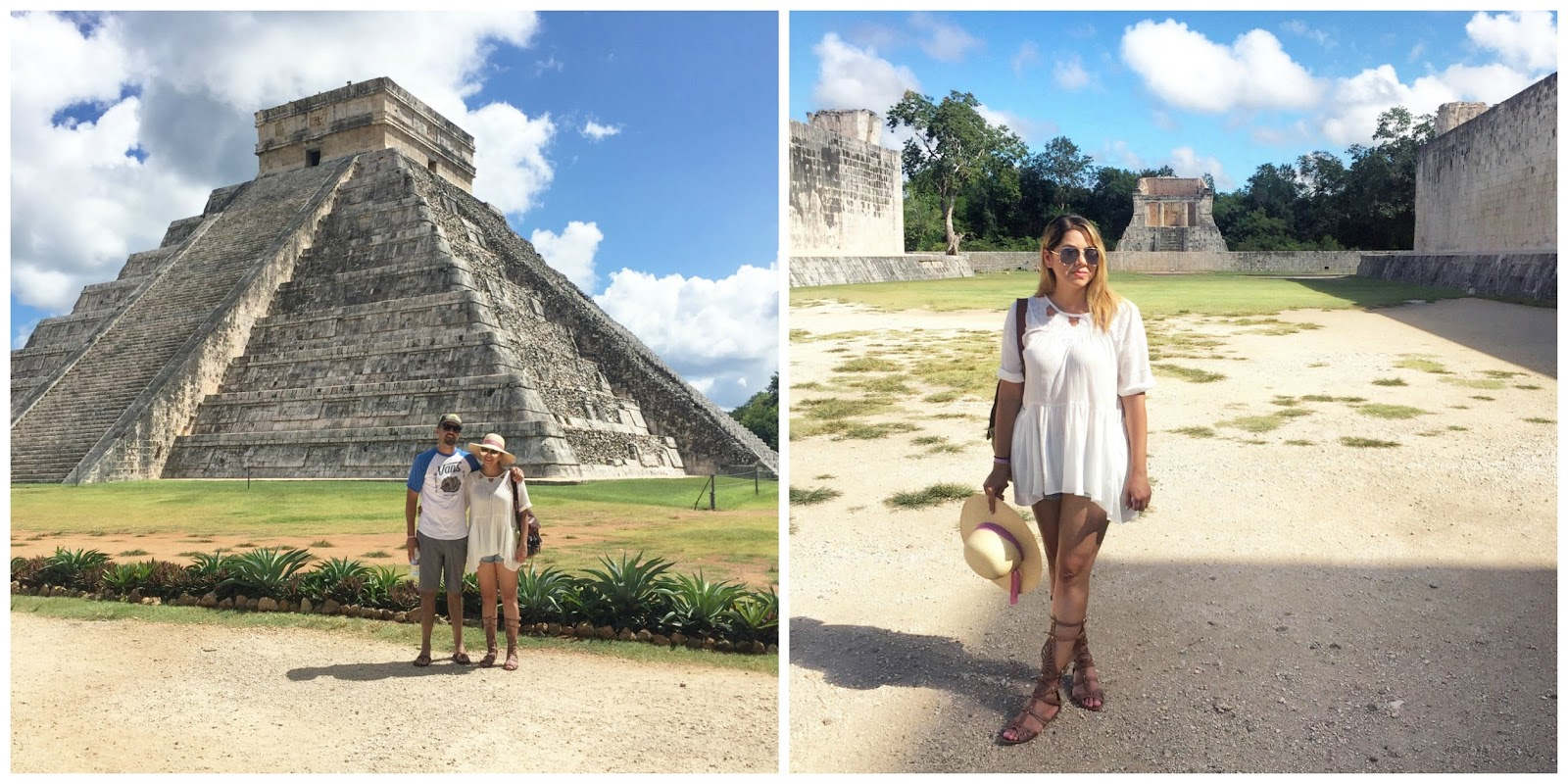 vacation diary, yucatan mexico, chichen itza pictures