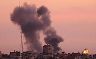استهداف موقعين للمقاومة شرق قطاع غزة من قبل الاحتلال