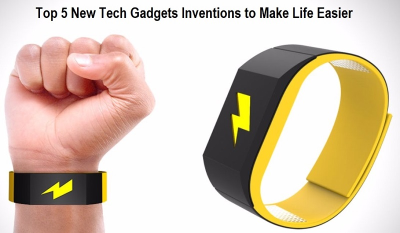 Top 5 New Tech Gadgets Inventions to Make Life Easier