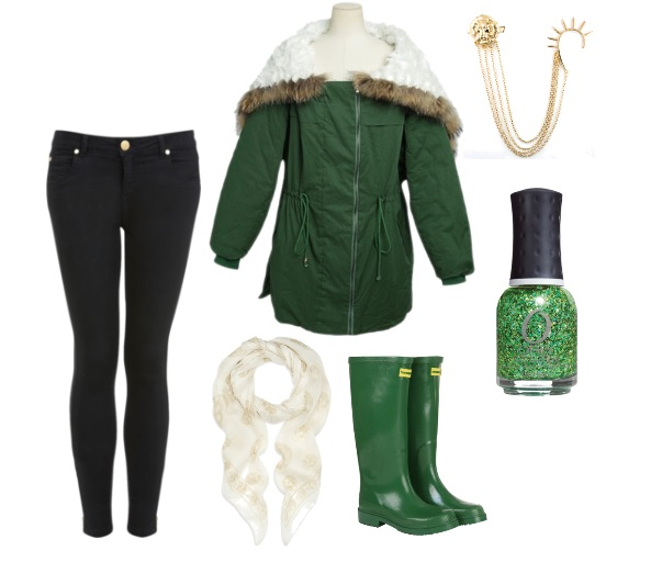 GET GREEN FOR ST. PADDY'S DAY! | Deep Jade | Love, Maisie