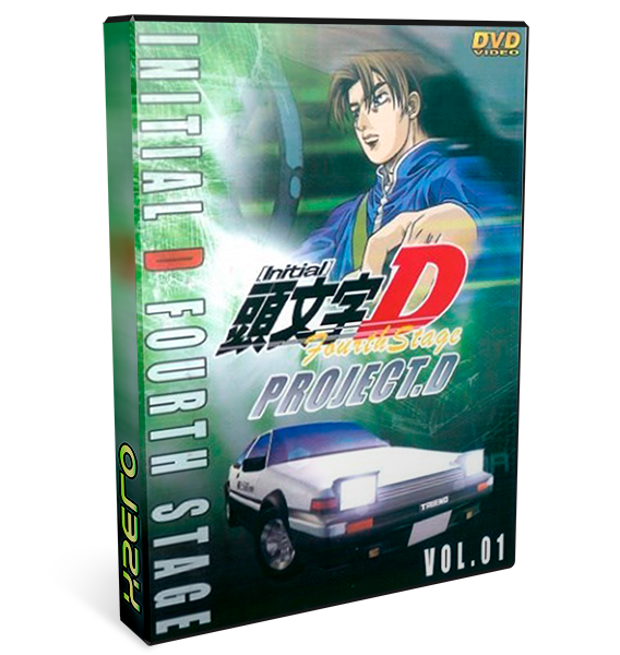 Ver Online Initial D Fourth Stage