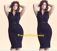 Logo Vinci gratis 7 Outfit della collezione Ashley Graham per Marina Rinaldi.