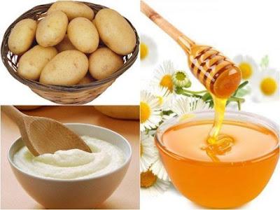Cách làm mặt nạ khoai tây trị nám da