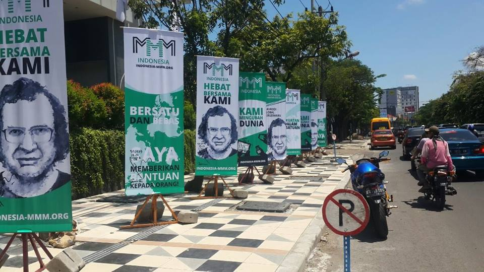 Sabtu, 17 September 2016, Leader Nasional MMM Indonesia menggelar Seminar dan Konsolidasi