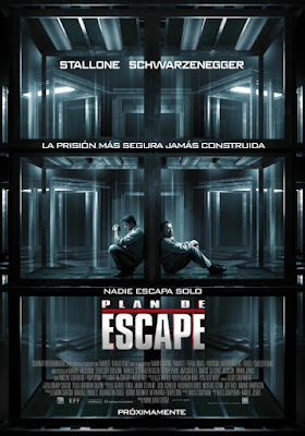 Escape Plan 2013 DVD R1 NTSC Latino