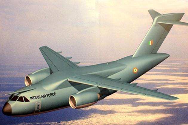 Gambar 47. Foto Pesawat Angkut Militer UAC/HAL Il-214