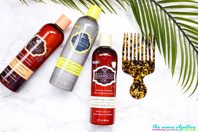 Tip Tuesday: Don't Sleep on Hask for Natural Hair!