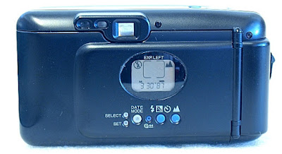 Fuji Cardia Travel Mini Dual-P, Back