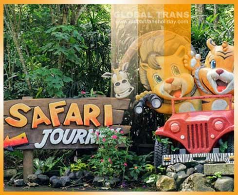 Harga Paket Wisata Taman Safari