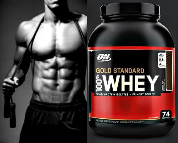 Necesario tomar proteínas masa muscular