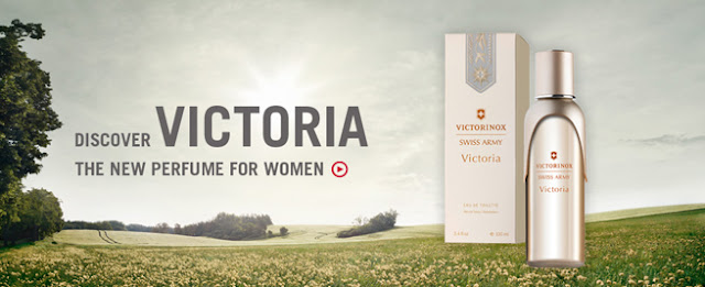 Perfume Swiss Army Victoria para Mujer de Victorinox edt 100 ml