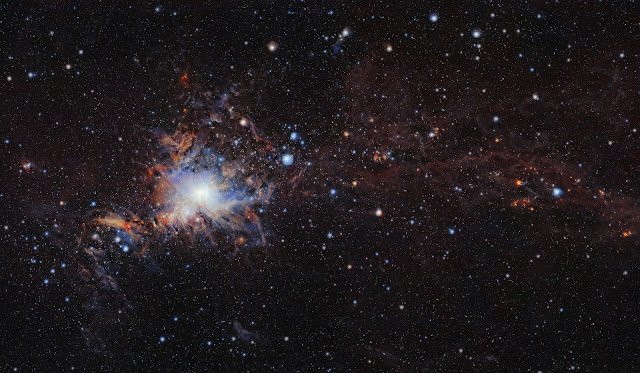 Molecular Cloud Orion A