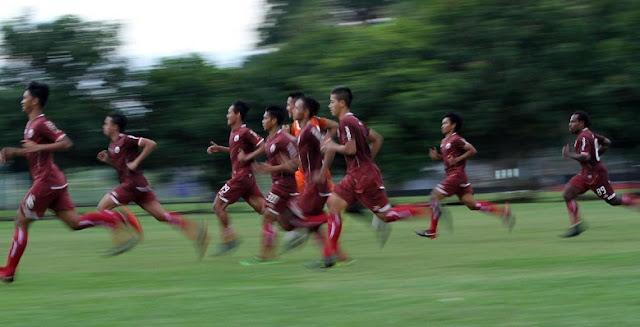 Persija Matangkan Taktik Jelang Babak 32 Besar Piala Indonesia
