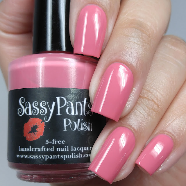 Sassy Pants Polish - French Kiss