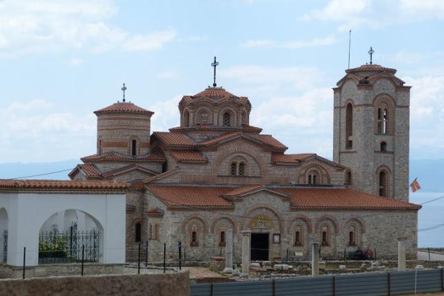 Macedonië, Ohrid