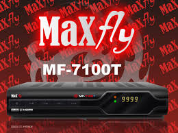 Atualizacao do receptor Maxfly MF-7100T V