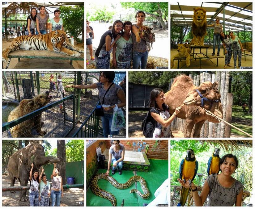 Zoo Luján Buenos Aires Argentina