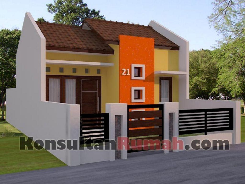 Desain Rumah Type 21 Banyak Disukai