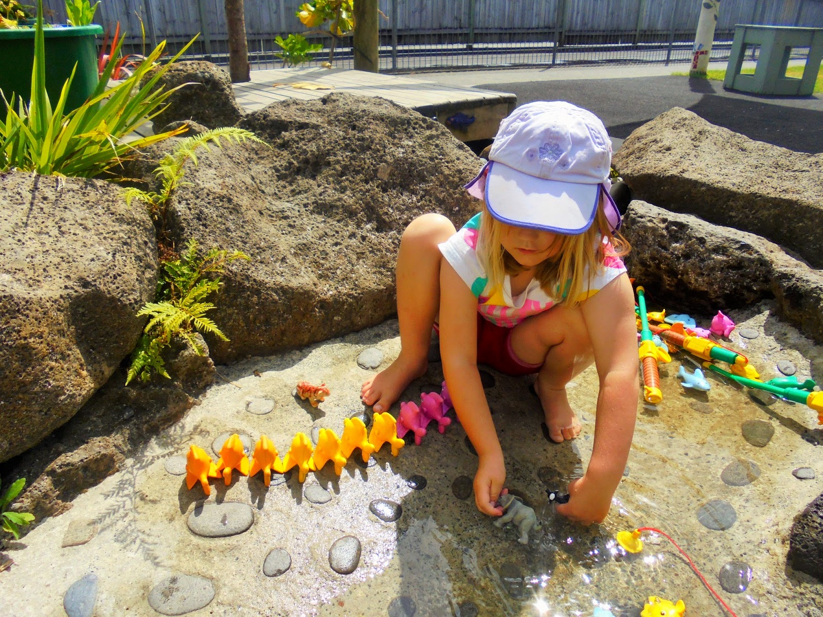 Mairtown Kindergarten The Wonders Of Water Play Increasing Sustainability Awareness