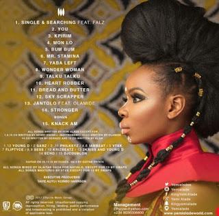 Yemi Alade – Black Magic (Album Download) & Tracklist