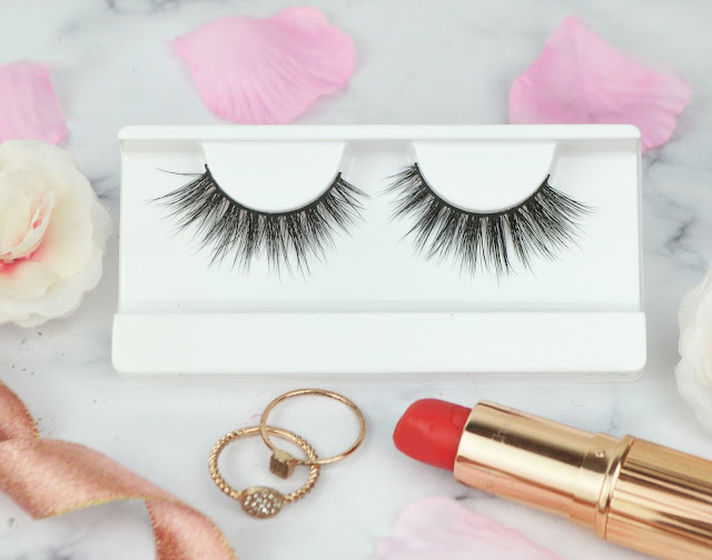 Brand ON Trial : PRO-Lashes* 3D Glam #114 Angel Falsies Lovelaughslipstick Blog