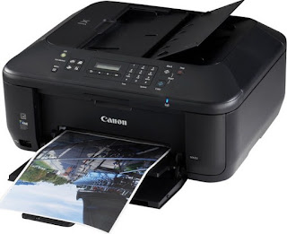 Canon Pixma MX452 Driver Printer Download