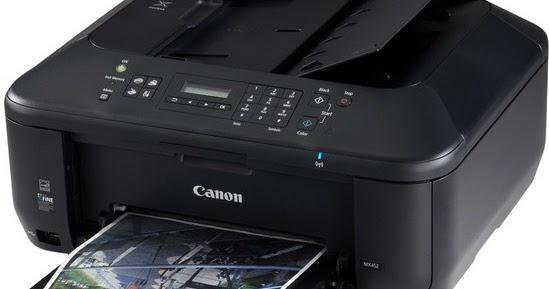 Canon PIXMA MX452 Driver Links