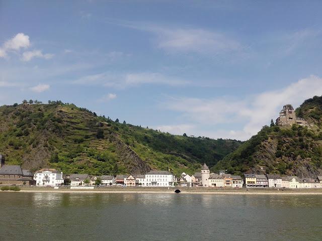 Rio Reno Alemanha