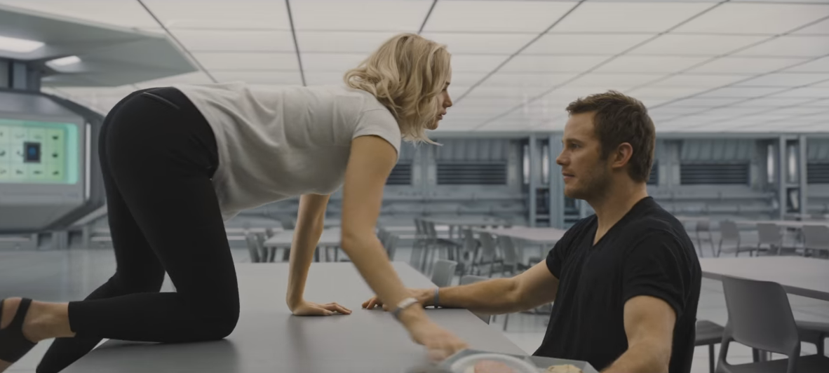 Image result for passengers movie