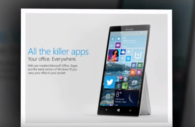 2016 Microsoft Surface Phone, Surface Pro 5 launched on Oct 26 with Win 10 OS (Rumors)?