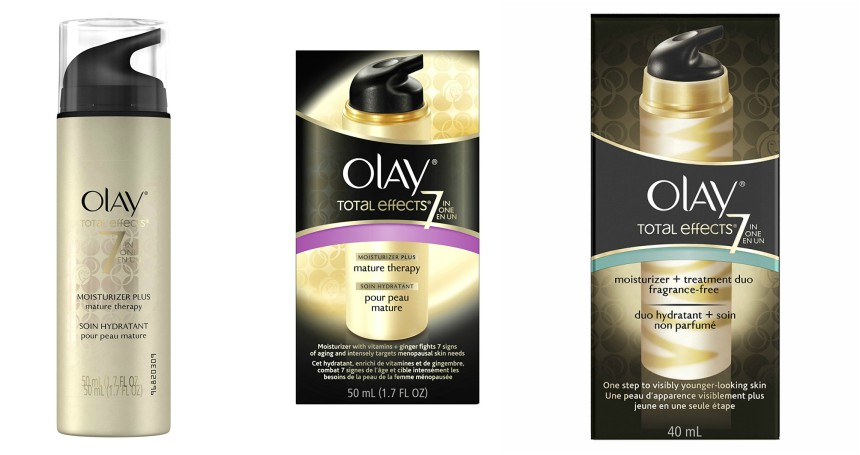 Amazon: Olay Total Effects 7 In One Moisturizer only $6 (reg $20)!