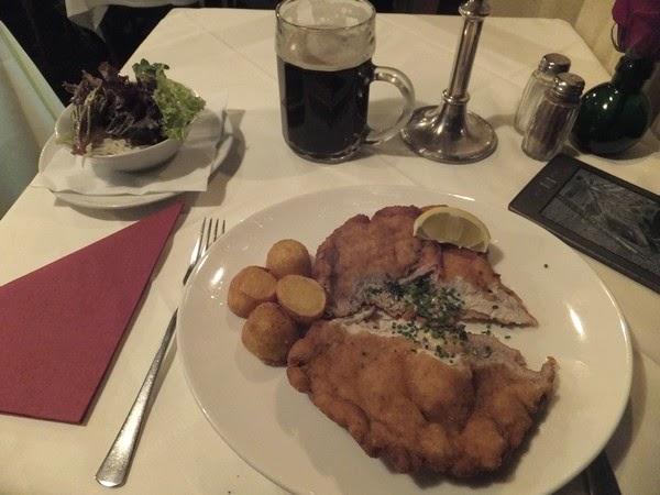 Vienne Wien Beim Czaak restaurant