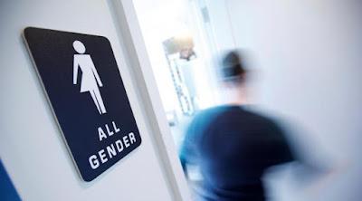 toilet LGBT di kampus-kampus Amerika Serikat