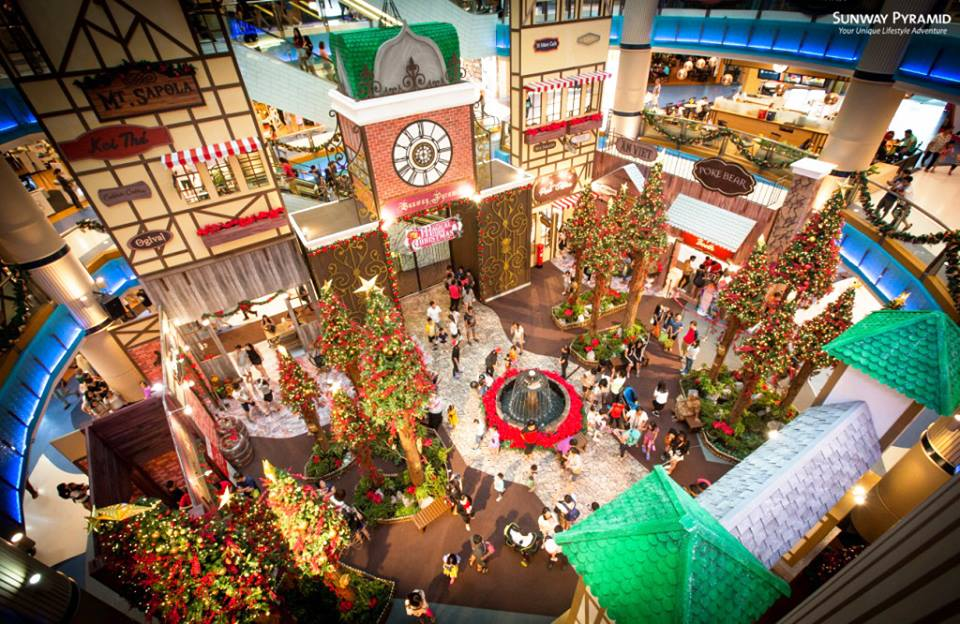 10 Klang Valley Malls To Bring Your Kids To This Christmas