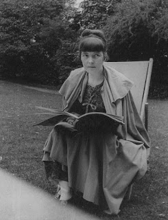 Katherine Mansfield in 1917