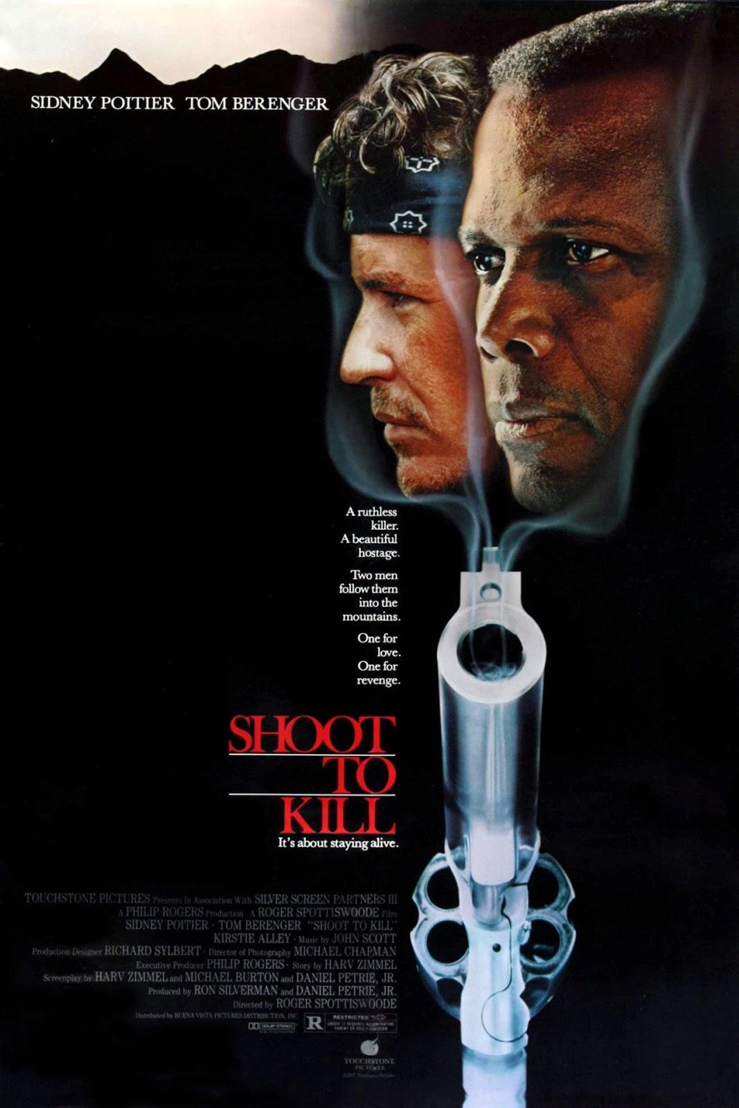 Shoot to Kill (Deadly Pursuit) (1988) ล่าสุดขั้ว