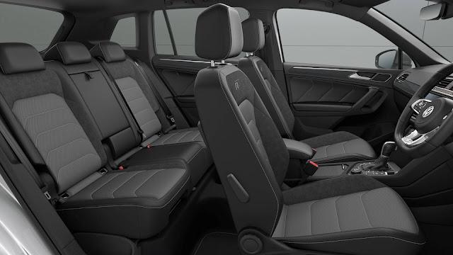 Volkswagen Tiguan 2019 R-Line - interior