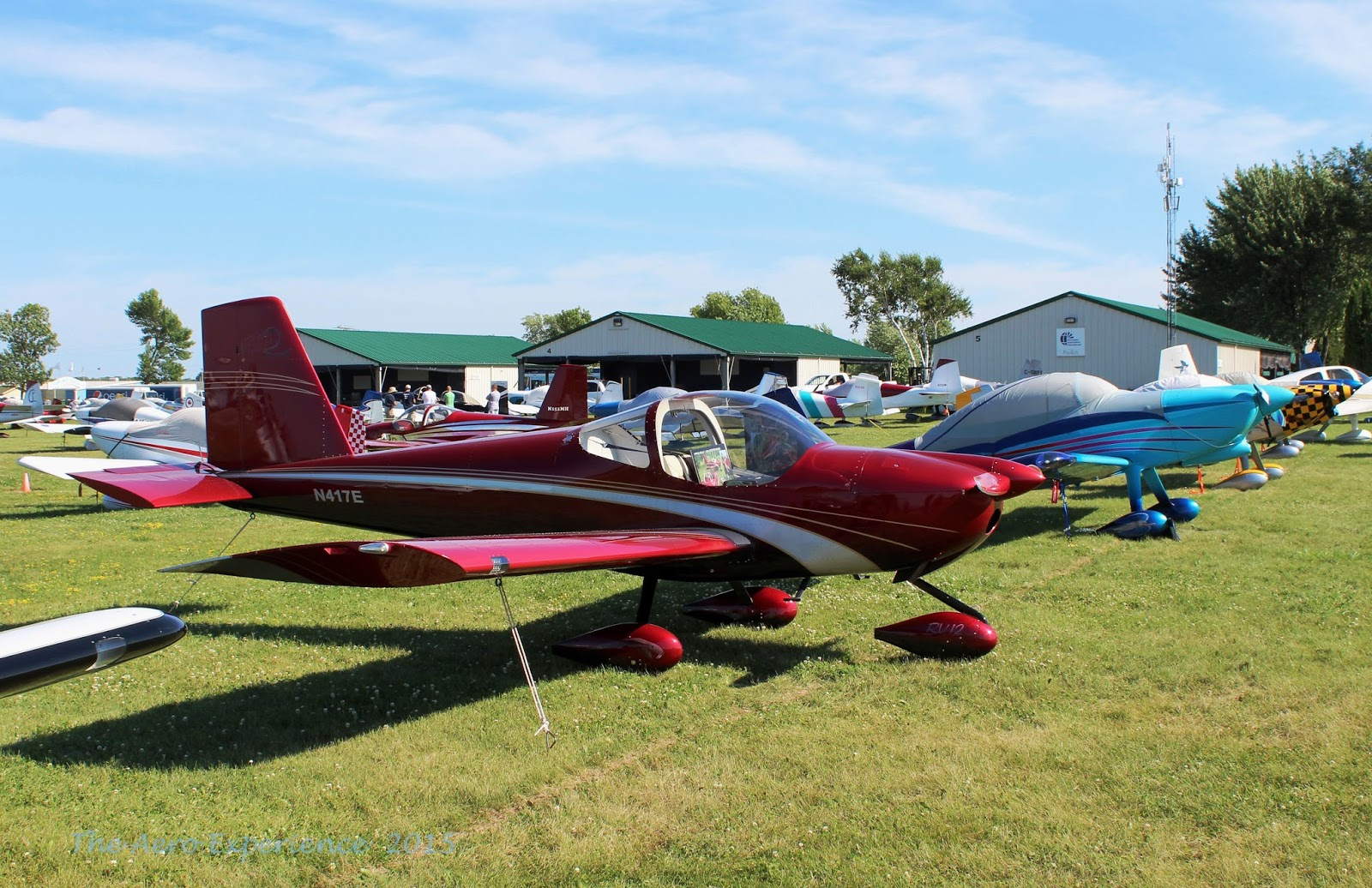 The Aero Experience: EAA AirVenture Oshkosh 2015: Exhibitors
