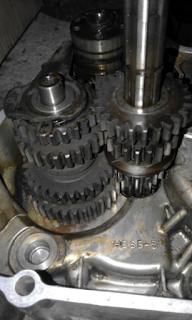 Gambar gearbox ex5