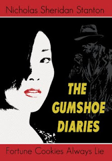 THE GUMSHOE DIARIES: BOOK COVER