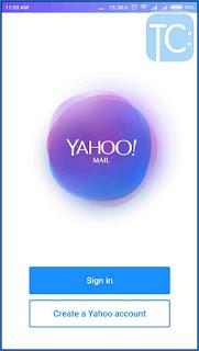 Cara Buat Email Yahoo Baru Lewat HP