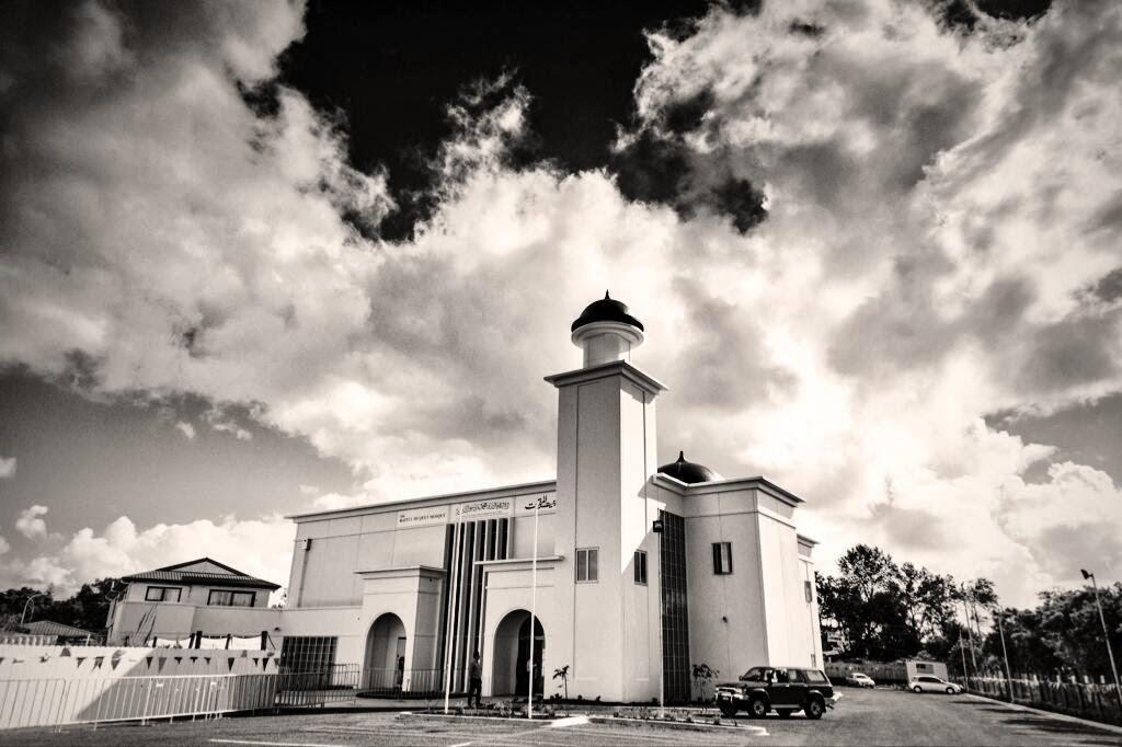 New Zealand Mosque: Ahmadiyya Mosques.info: Baitul Muqeet