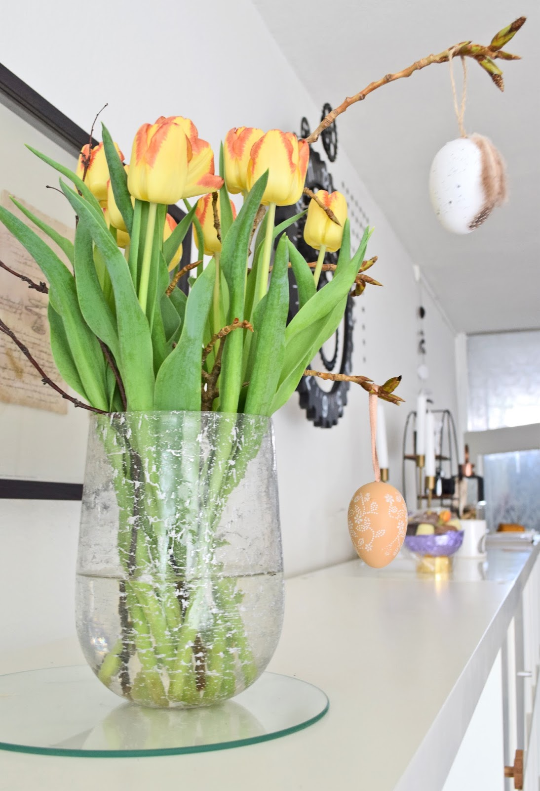 Wielkanocne Kwiaty