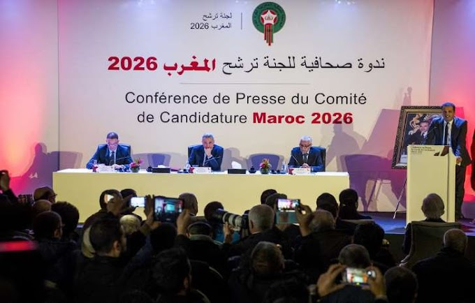 Morocco plans to spend $15.8bn to host 2026 Soccer World Cup