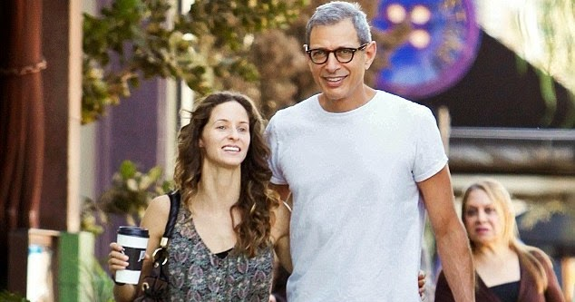Chatter Busy: Jeff Goldblum Engaged To Girlfriend Emilie