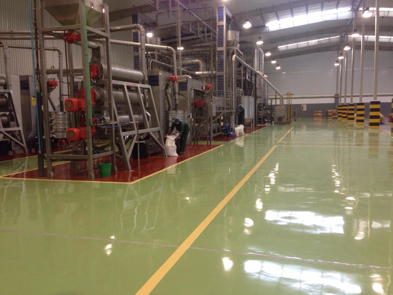 Floor Engineering Epoxy Flooring Jobs By Samstar Nigeria