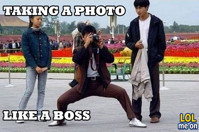 "funny like a boss picture from ""LOL me on"""